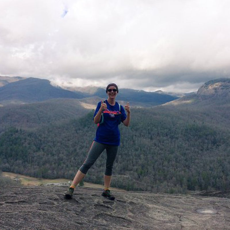 """""""Always awesome in Pisgah National Forest. #SoultoSole"""""""