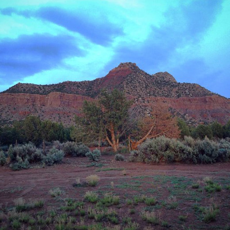 """""""Ok, one more try to get my hashtag right  Favorite place to #run. The #Utah mesa's. #SoultoSole @outsidemagazine"""""""