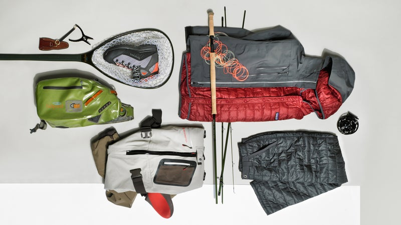 Your gear should stand up to a day in the river and be light enough for the hike in.