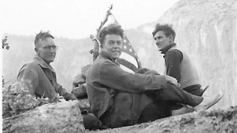 Bestor Robinson, Dick Leonard, and Jules Eichorn.