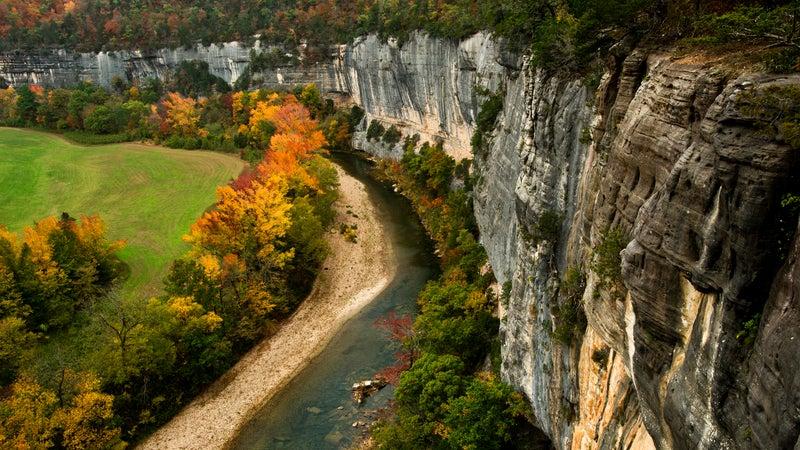 Arkansas's Buffalo River.