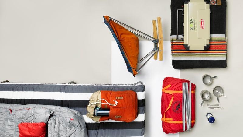 Keep camp comfy.