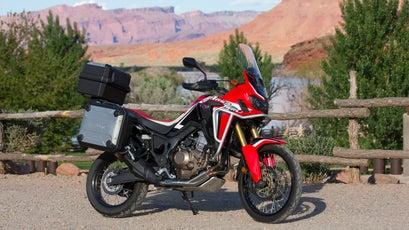 The everyman's adventure bike.