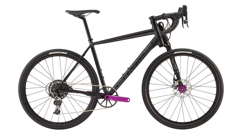 The Cannondale Slate Force CX1 (19.6 lbs. $4,260).