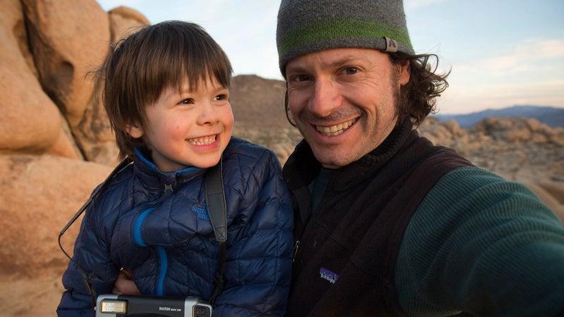 Hawkeye and Aaron.