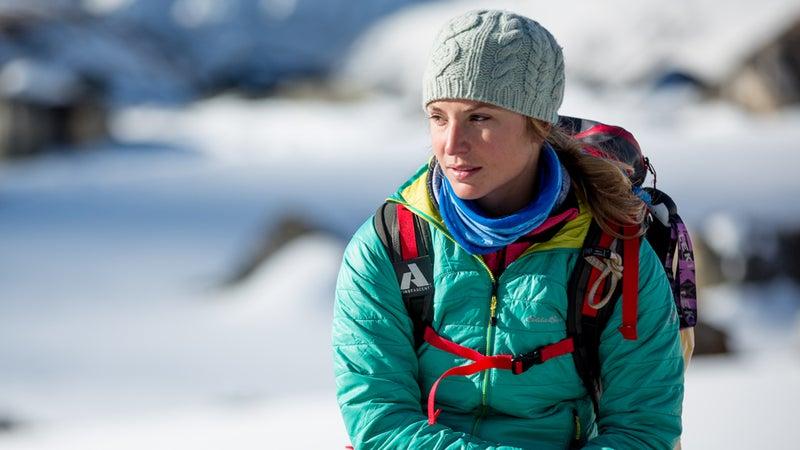 Melissa Arnot has summited Everest six times.