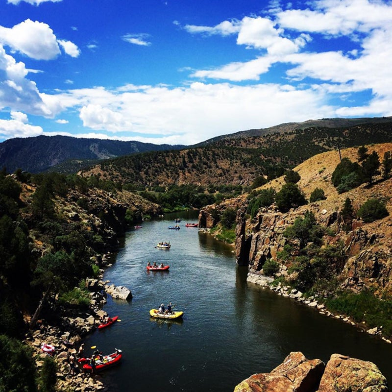 """""""New friends + hot springs +cliffs to jump off #Colorado #Summerofchaco #contest"""""""