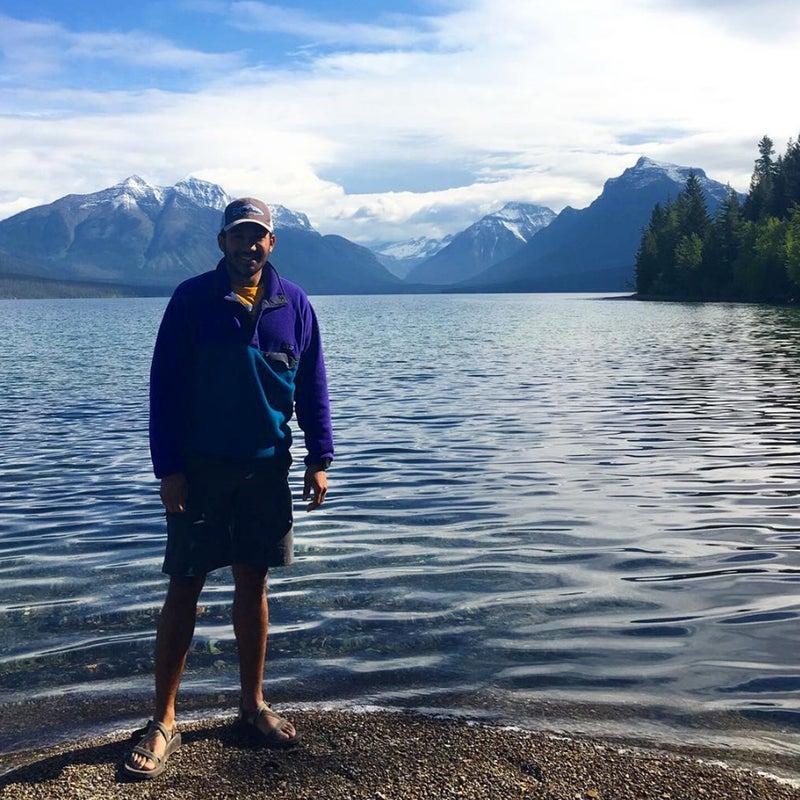 """A world without open country would be universal jail."" #goatworthy #findyourpark #gopro #summerofchaco #livelifeproof #patagonia #optoutside #getoutstayout #spreadstoke @glaciernps @nationalparkservice @goparks #glaciernationalpark #glacier #the59parks #radtravel #AmericaTheBeautiful #GlacierNPS #Montana #ModernOutdoorsmen #rei1440project #Wanderlust #NeverStopExploring #ExploreAmerica #spiritofsummer @visitmontana"