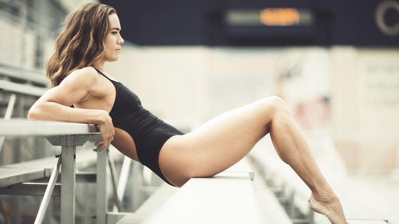 Natalie Coughlin, 33, with seven tips to stay sharp.