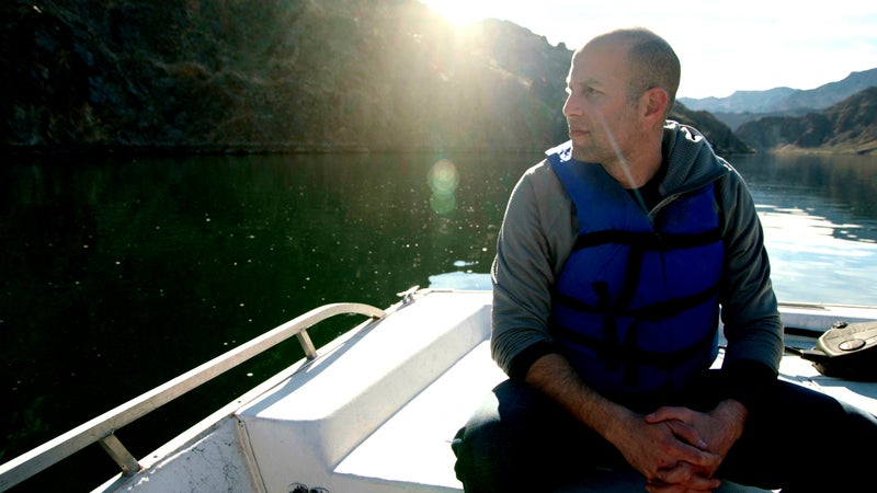 Abrahm Lustgarten's ProPublica series about the Colorado River has inspired a documentary, premiering this week.