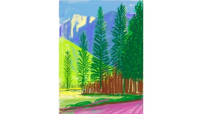 """""""Untitled No. 12"""" from """"The Yosemite Suite"""""""