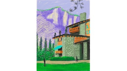 """""""Untitled No. 23"""" from """"The Yosemite Suite"""""""