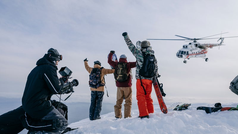 The Fourth Phase, Travis Rice's long-awaited snowboarding film, is finally set to debut this fall.