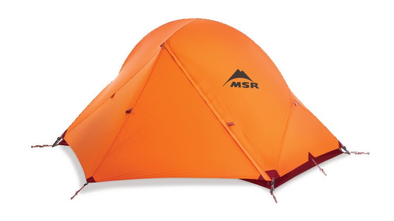 The AdvancePro 2 is an ultra minimalist single wall tent for professional climbers doing multi-day ascents.