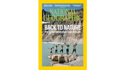 Images from the October 2016 issue of National Geographic magazine.