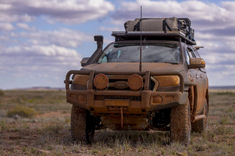 This Ranger, or at least its underpinnings, are coming to the this country in 2020 and will also form the basis of the much-hyped next Bronco.