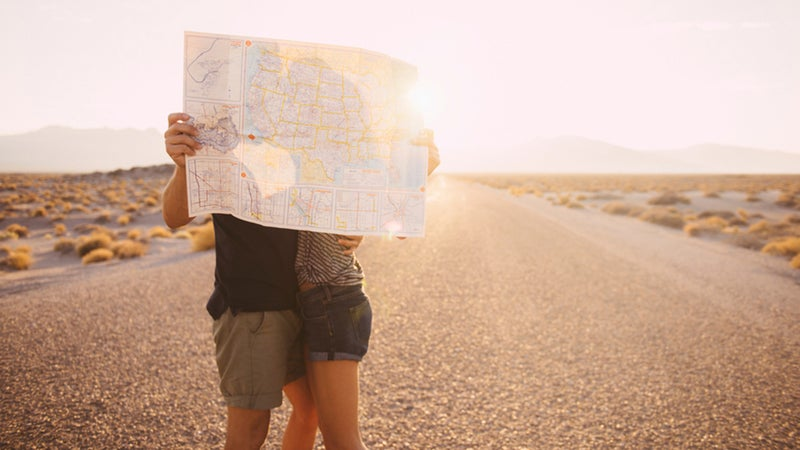 Compromise, but don't give up your adventure sports for a relationship.