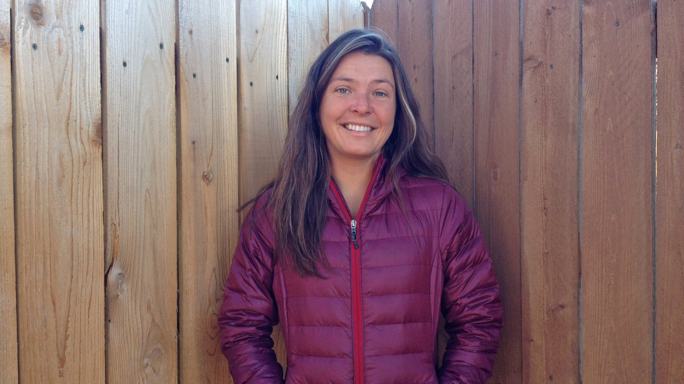 """Holly Barbush, 31 Trail Name: Little Buddha Northern California """"I learned to trust that everything is going to happen exactly how it's supposed to, and not to force things. To purge things that are not benefiting you. Eventually, I'd have come to this realization, but this experience was crucial. On this trail, you have to be open and flexible. Hikers have wanderlust, and there's a special something burning in each of us. People are here to search for something in themselves and that's how it should be in life, always."""""""