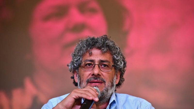 Mexican environmentalist Gustavo Castro Soto.
