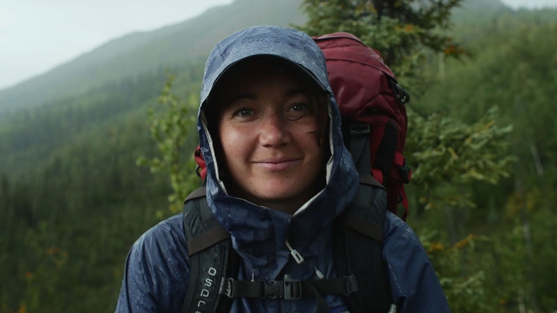At 26, Gates became the first woman to traverse Alaska's Brooks Range solo.
