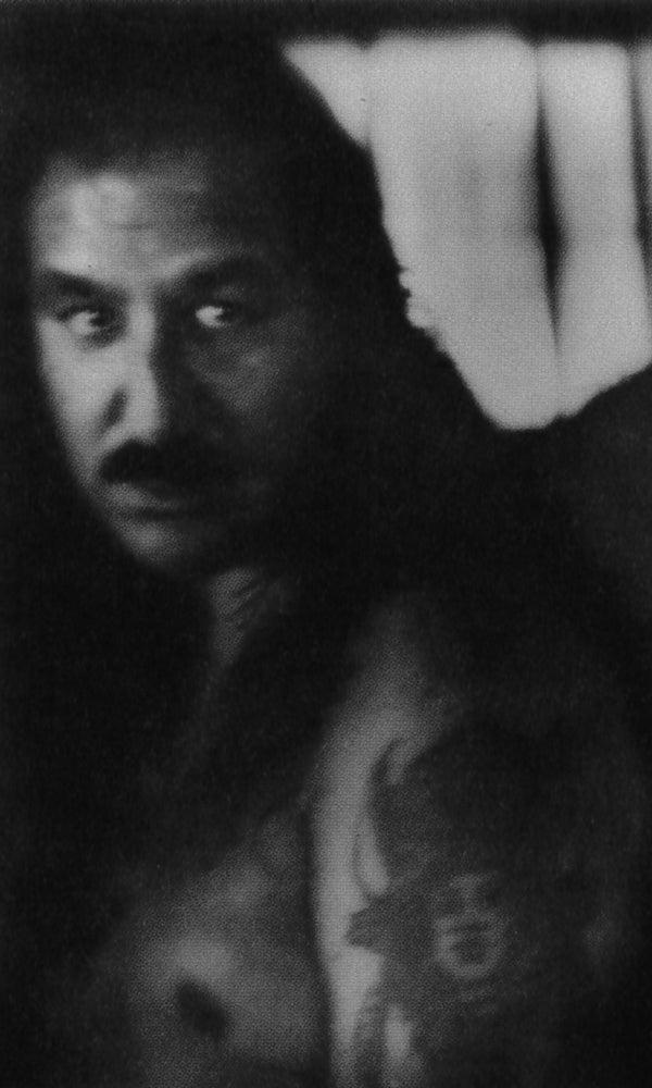 The shackled martyr, the  shackled man: Leonard Peltier.