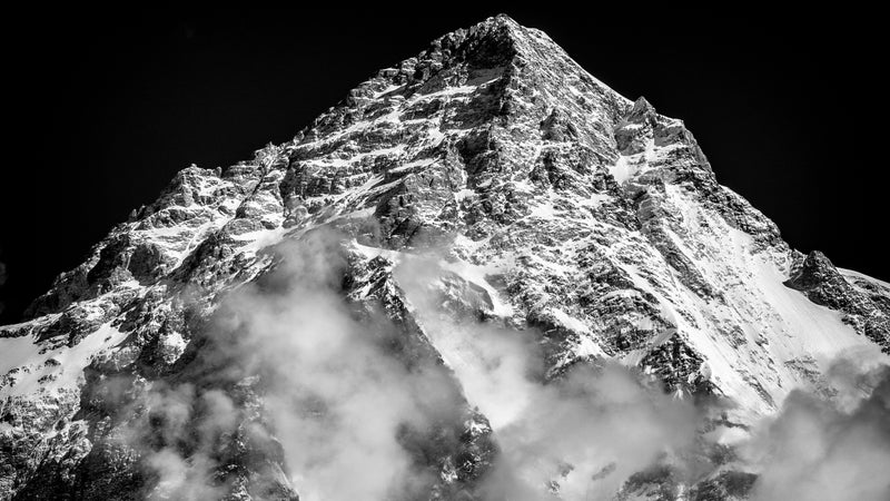 K2 is perhaps the world's most daunting peak.