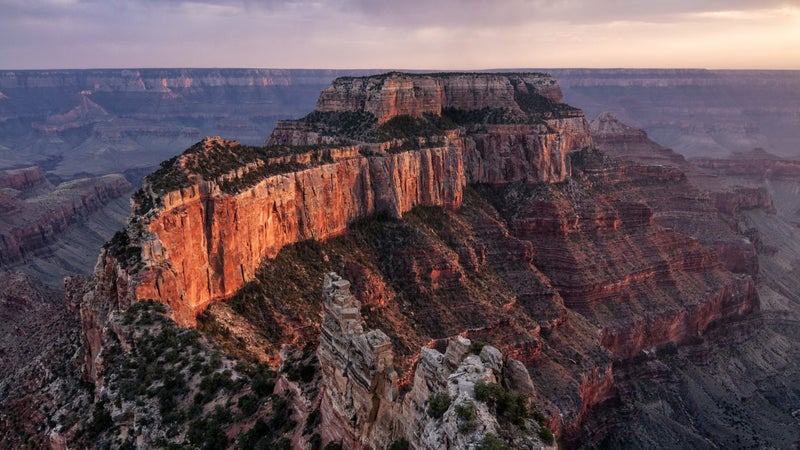 Grand Canyon National Park is one of the most-visited parks in the world, drawing more than 4 million visitors each year.