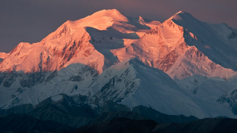 Denali has mountaineers in it's cross hairs—but watch out for bears too.