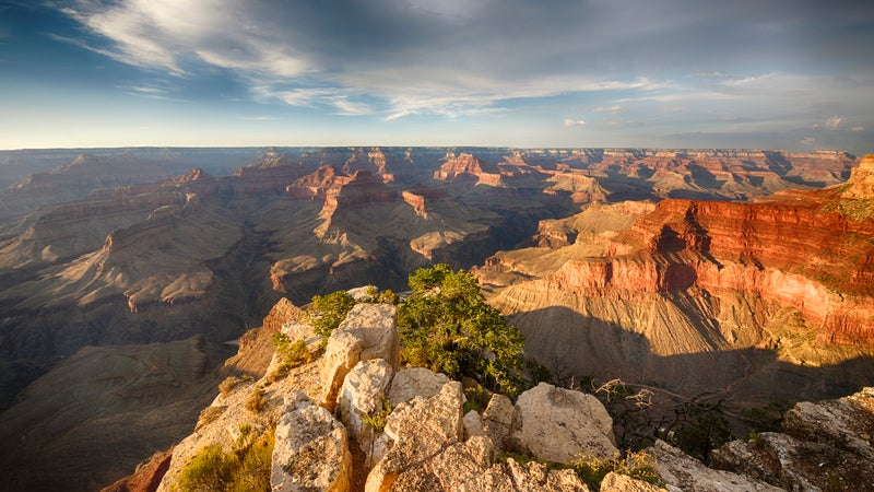 Though the Grand Canyon is familiar, it's still not the walk in the park it seems.