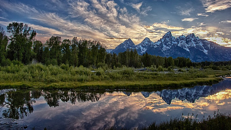 The Grand Tetons jagged peaks are beautiful, but also potentially deadly.