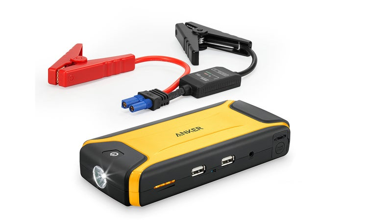 These things are just brilliant. I ran the battery on my Land Rover down while marinating a turkey in champagne in my onboard fridge for 24 hours over Thanksgiving. I connected a portable jump starter similar to this one, and it fired right up.