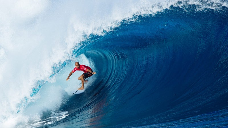 As one of the word's most renown surfers, Kelly Slater has revolutionized the sport and proved that age is just a number.