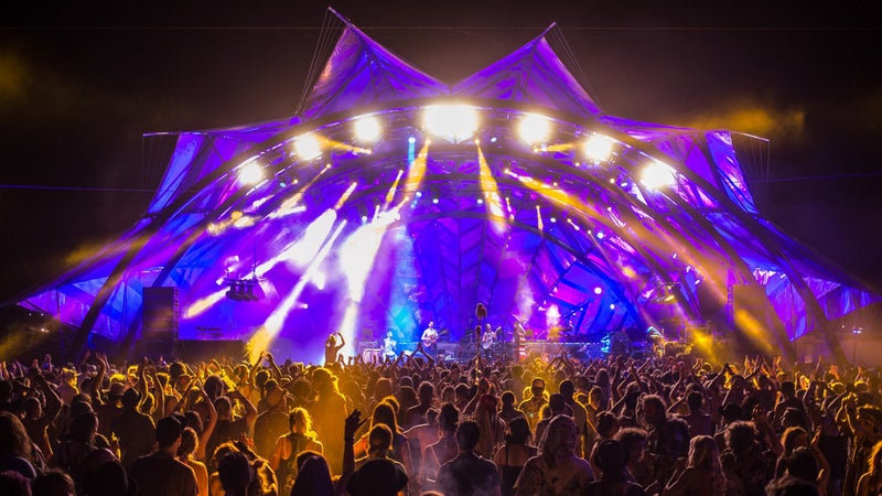 Oregon Eclipse 2017 will feature 250 bands.