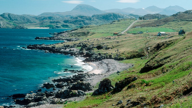 The coast of Scotland is a surprisingly great place for summer snorkeling.