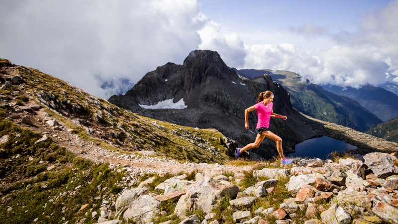Ultrarunner Rory Bosio has confirmed time and time again what we already know: women can be champions too.