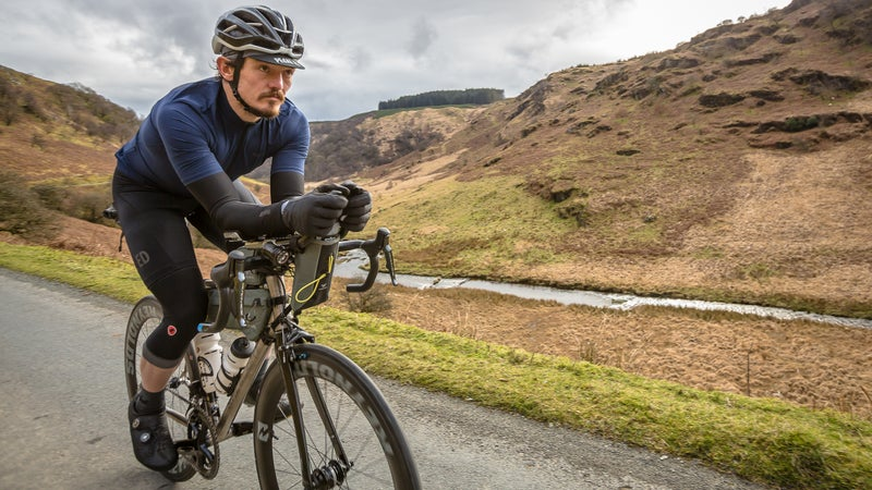 Ultracyclist Mike Hall died in a tragic accident during the 3,400-mile Indian Pacific Wheel Race in Australia.