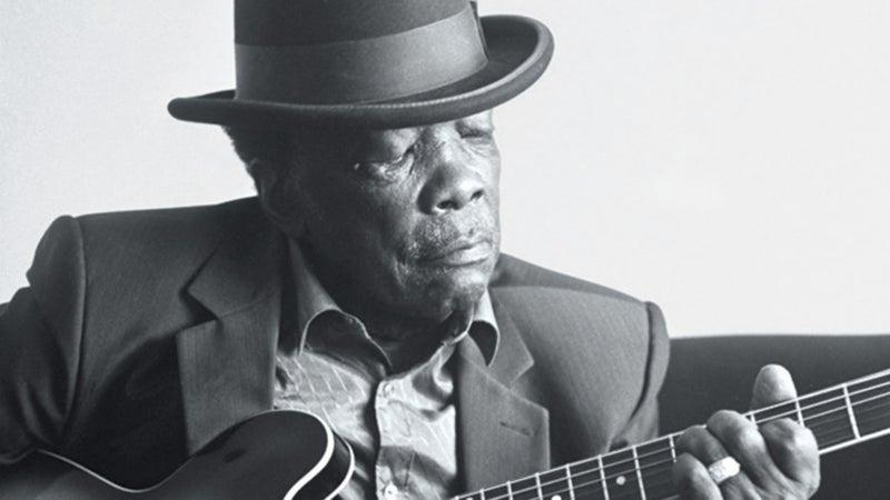 Play guitar, avoid the blues.