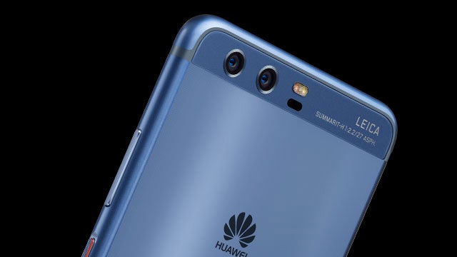 Visually, the Huawei P10 is nothing but an iPhone clone. But Pelton says that its camera, software, removable battery, and micro-SD card slot make it a far superior tool.