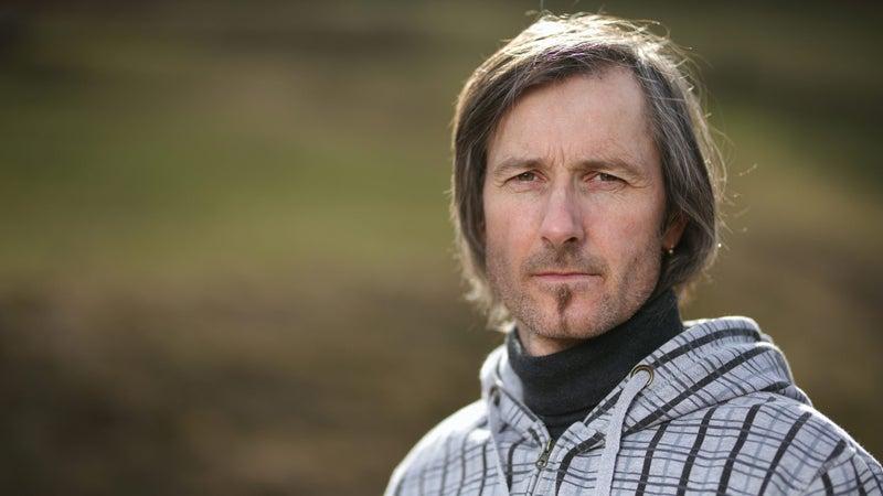 2017 Goldman Environmental Prize winner Uroš Macerl.