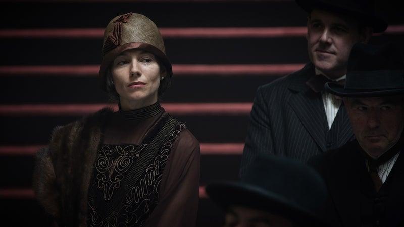 Sienna Miller stars as Nina Fawcett