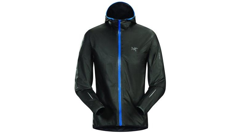 The Arc'teryx Norvan SL Hoodie Jacket is one of Nancy Hoo's designs.