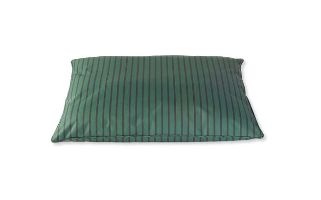 L.L. Bean Pillow dog bed.