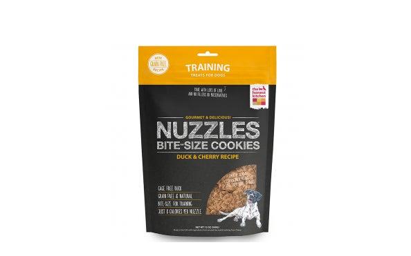 Honest Kitchen Nuzzles dog treats.