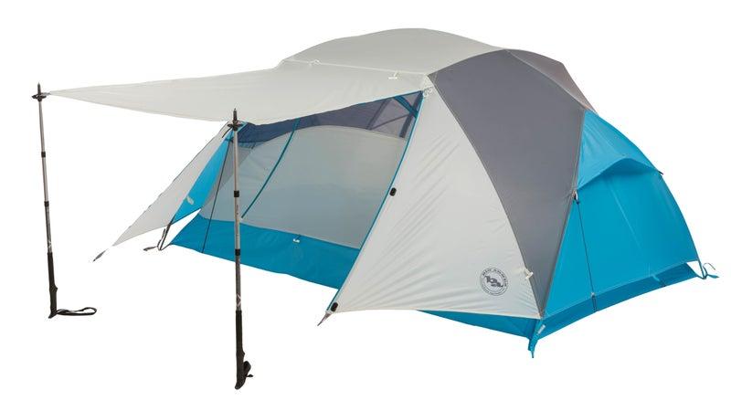 Big Agnes Tufly SL2+ tent.