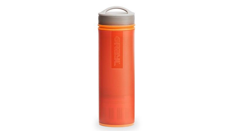 Grayl Ultralight purifier.