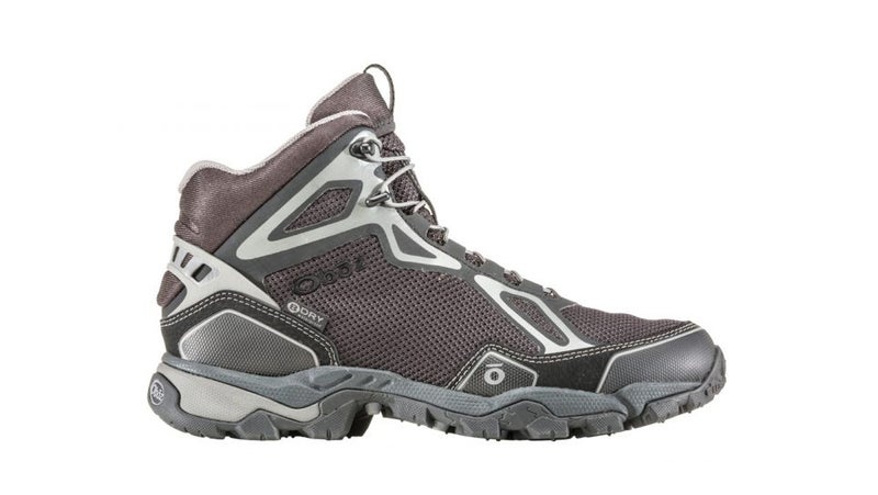 Oboz Crest Mid BDry boot.