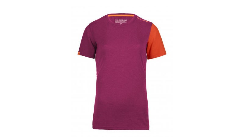 Ortovox Rock N' Wool Short Sleeve shirt.