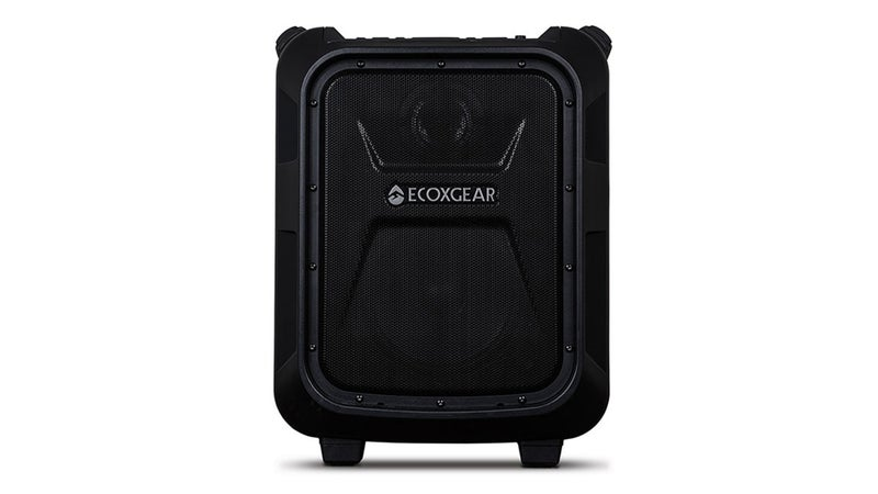EcoXGear EcoBoulder speaker.
