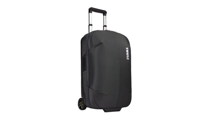 Thule Subterra Carry-On suitcase.