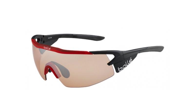 Bolle Aeromax sunglasses.